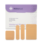 Reliance Medical Reliance Dependaplast Washproof Plasters Assorted Size PK100