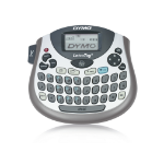 DYMO LetraTag LT-100T + Tape label printer Direct thermal 180 x 180 DPI QWERTY