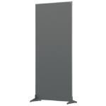 Nobo 1915522 magnetic board Grey