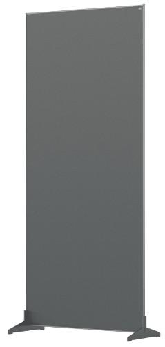 Nobo 1915522 magnetic board Grey