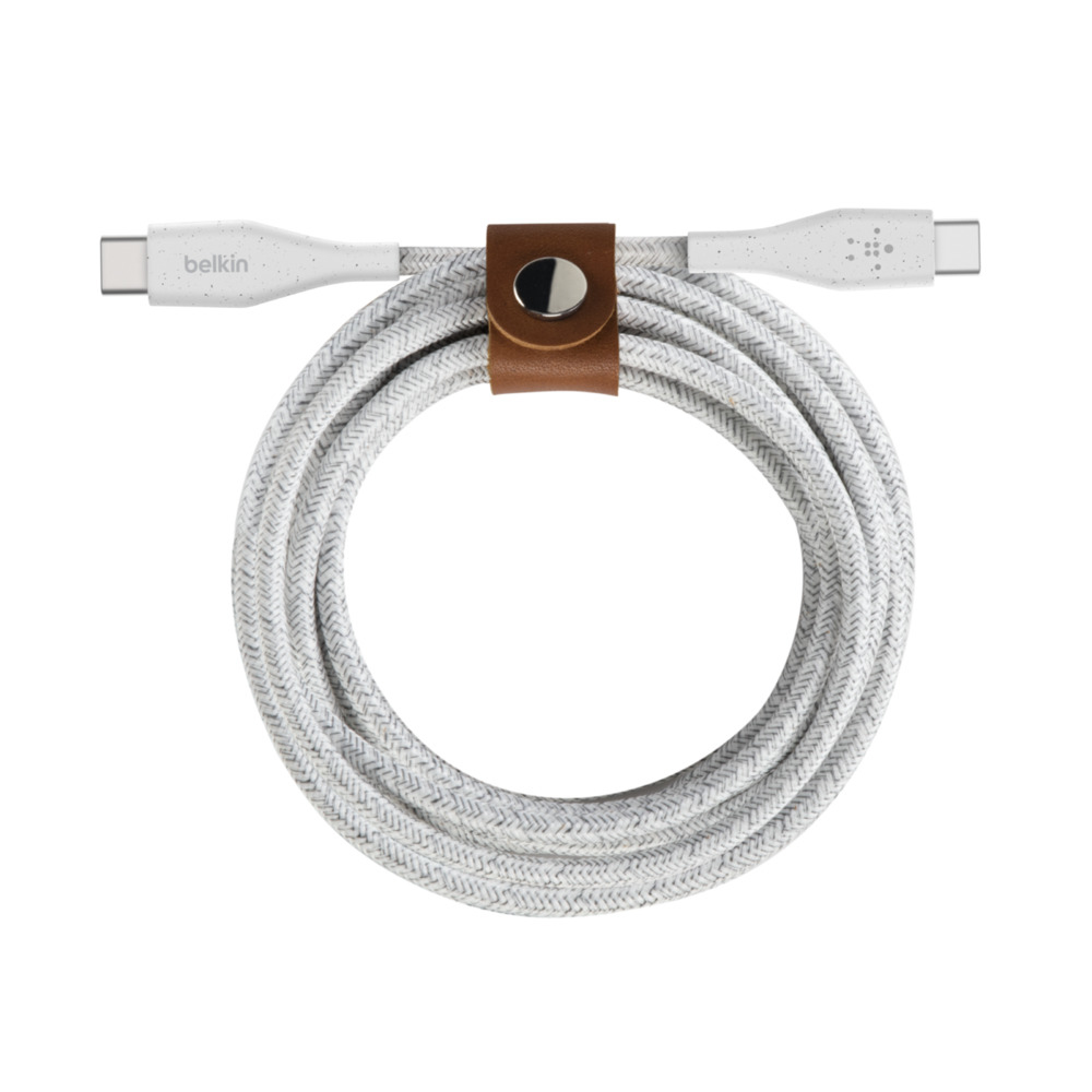 Belkin BOOST CHARGE cable USB 1,2 m USB C Blanco
