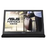 "ASUS MB169B+ computer monitor 39.6 cm (15.6"") 1920 x 1080 pixels Full HD LED Flat Black,Silver"