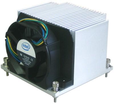 Intel Lüfter CPU S1356/1366, XEON active <= 80 Watt