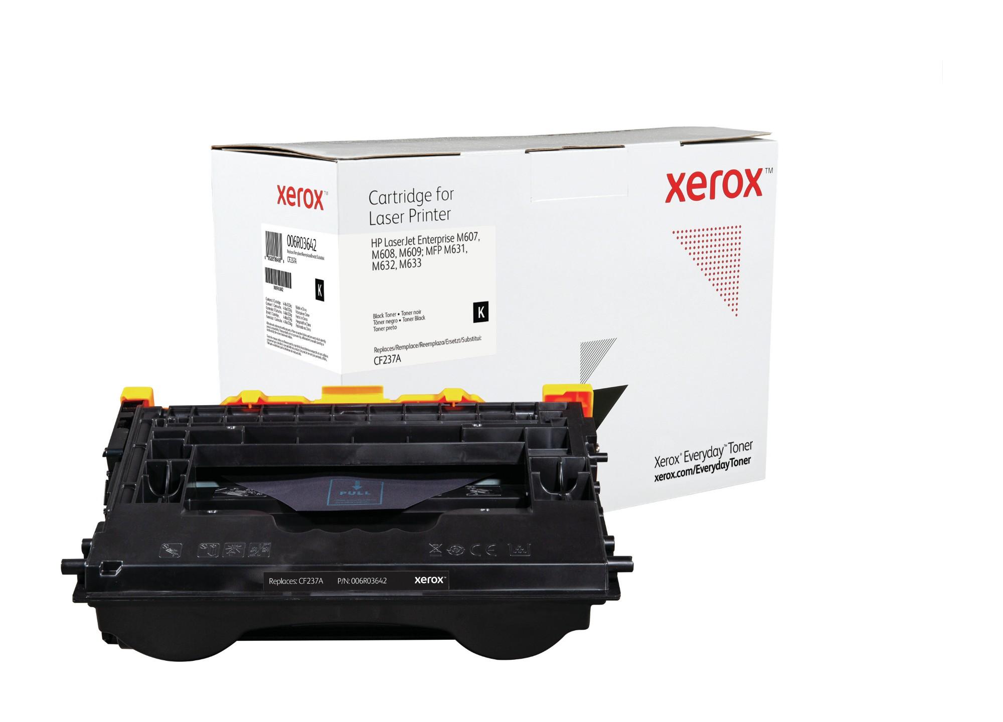 Xerox Tóner de Rendimiento estándar Negro Everyday, HP CF237A equivalente de , 11000 páginas