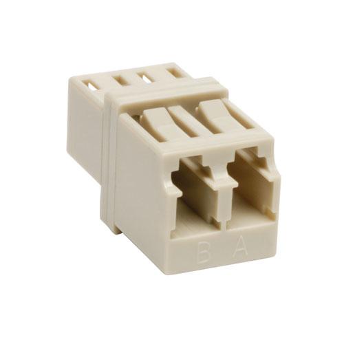 Tripp Lite Duplex / Simplex Multimode Fiber Optic Coupler Adapter (LC/LC)