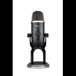 Blue Microphones yeti X Anthracite Studio microphone