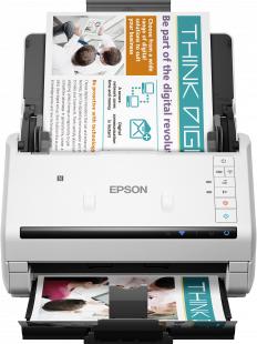 Epson WorkForce DS-570W Sheet-fed 600 x 600DPI A4 White