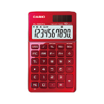 Casio SL-1000TW calculator Desktop Red