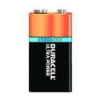 2-Power 9V Alkaline Single-use battery