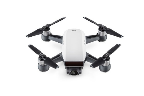 DJI Spark Fly More Combo 4rotors Quadcopter 12MP 1920 x 1080pixels 2970mAh Black, White camera drone