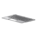 HP L18947-B31 notebook spare part Housing base + keyboard