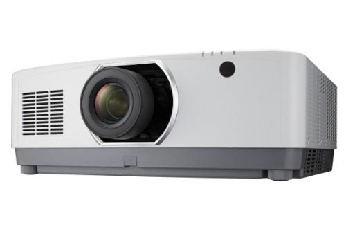 NEC PA803UL data projector 8000 ANSI lumens 3LCD WUXGA (1920x1200) 3D Desktop projector White