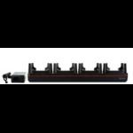 Honeywell CT40-CB-UVN-2 charging station organizer Freestanding Black, Red