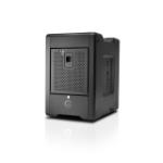 SanDisk G-RAID SHUTTLE 4 Disk Array 72 TB Desktop Schwarz