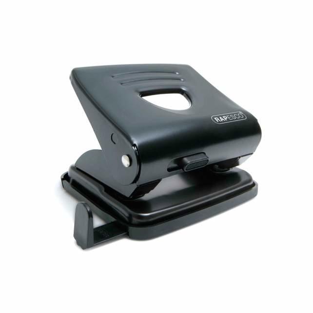 Rapesco 825 Black Flat clinch