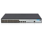 Hewlett Packard Enterprise 1920-24G-PoE+ (180W) Switch Managed L3 Gigabit Ethernet (10/100/1000) Power over Ethernet (PoE) Silver