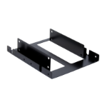 "Chieftec SDC-025 3.5"" Black drive bay panel"