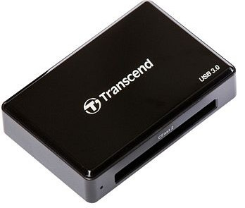 Transcend CFast 2.0 USB3.0 USB 3.0 Black card reader