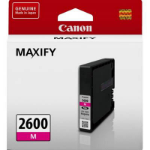New Genuine Canon PGI2600M Magenta Ink Tank 700 Pages