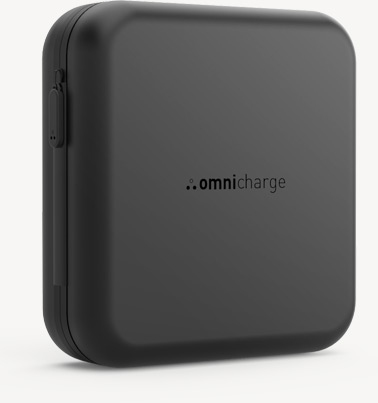 Omnicharge OA50A003 peripheral device case Black