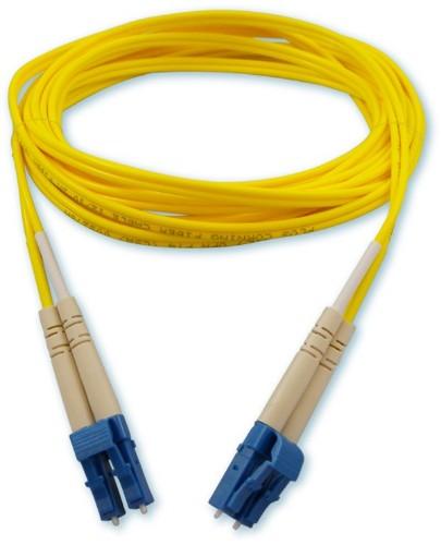 Cisco 15216-LC-LC-MM-5= fibre optic cable 5 m Yellow