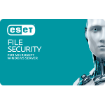 ESET File Security for Microsoft Windows Server 2000 - 4999 User 2000 - 4999 license(s) 1 year(s)