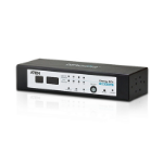 ATEN Over IP PDU metering device (to connect maximum 4 Power Distribution Units (PE1216 and or PE1324) and make them IP accessable)