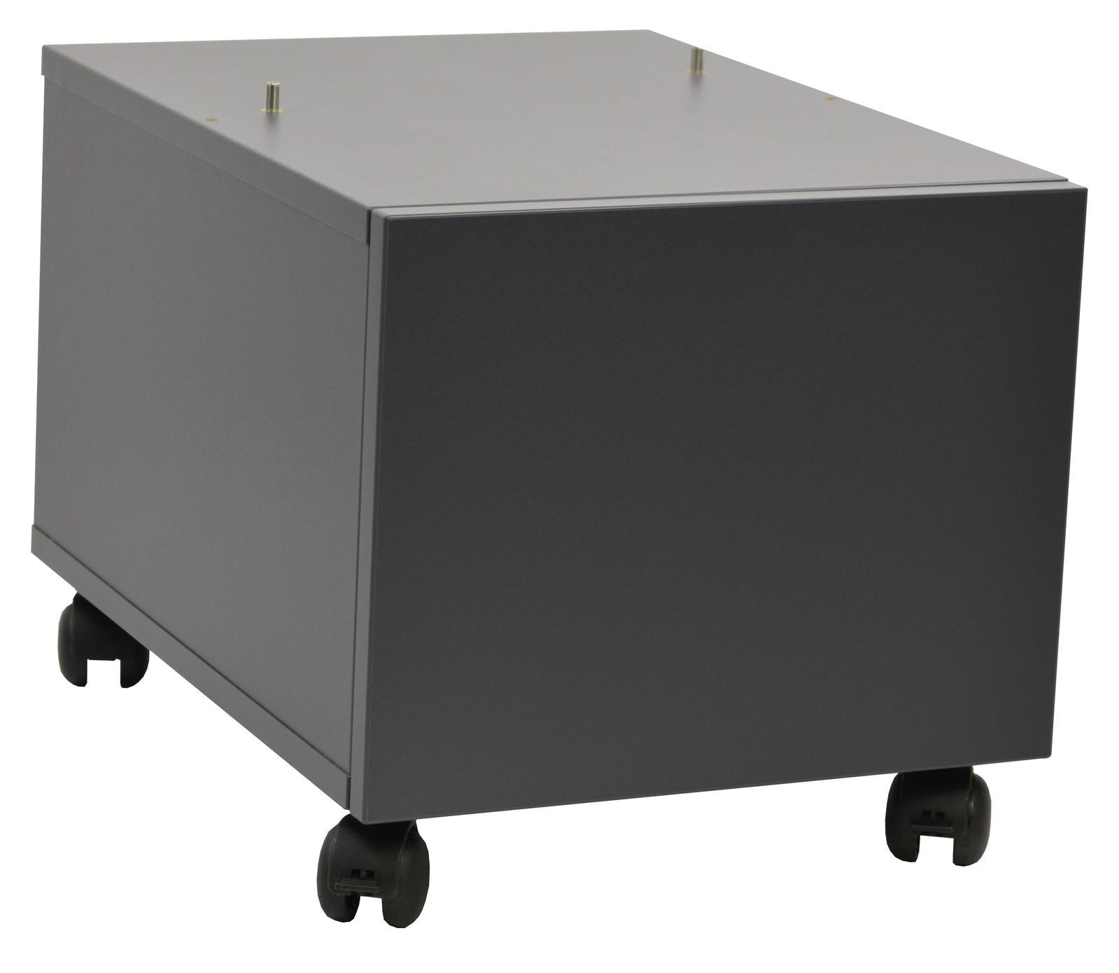 KYOCERA CB-5100LUnterschrank niedrig inkl. Rollen Höhe ca. 37 cm printer cabinet/stand Black,Grey