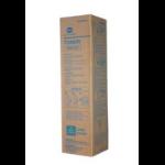 Konica Minolta A0VW454 (TN-614 C) Toner cyan, 26K pages