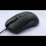 Inland 07234 mice USB Optical 800 DPI Right-hand Black