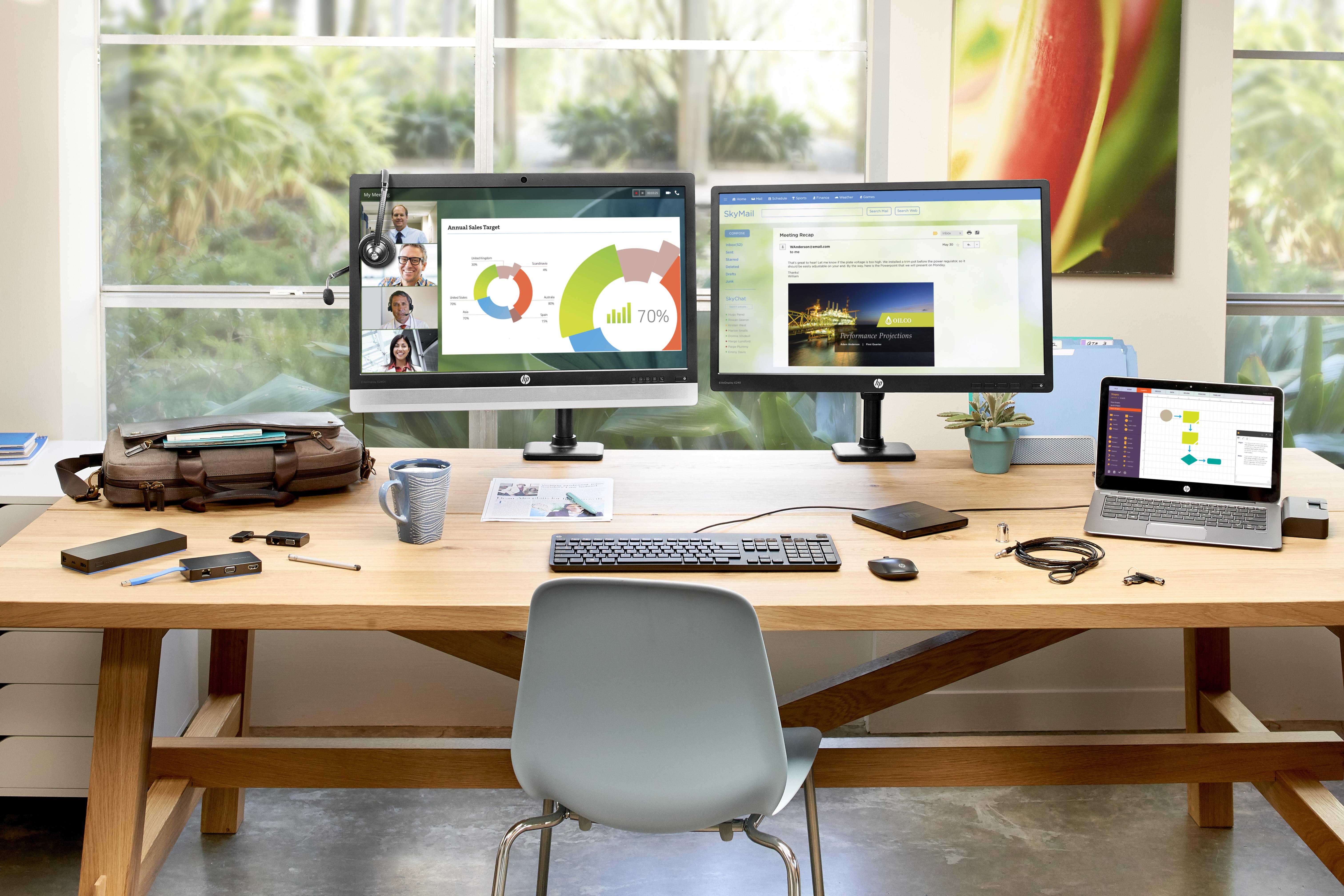 HP EliteBook 840 G3 W4Z92AW#ABU Core i5 6300U 8GB 500GB 14IN BT CAM Win 10  Pro