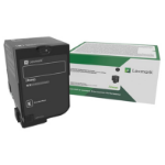 Lexmark 73B20K0 Toner black, 20K pages