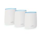 Netgear Orbi AC2200 Tri-band WiFi wireless router Tri-band (2.4 GHz / 5 GHz / 5 GHz) Gigabit Ethernet White