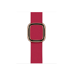 Apple MXPA2ZM/A smartwatch accessory Band Red Leather
