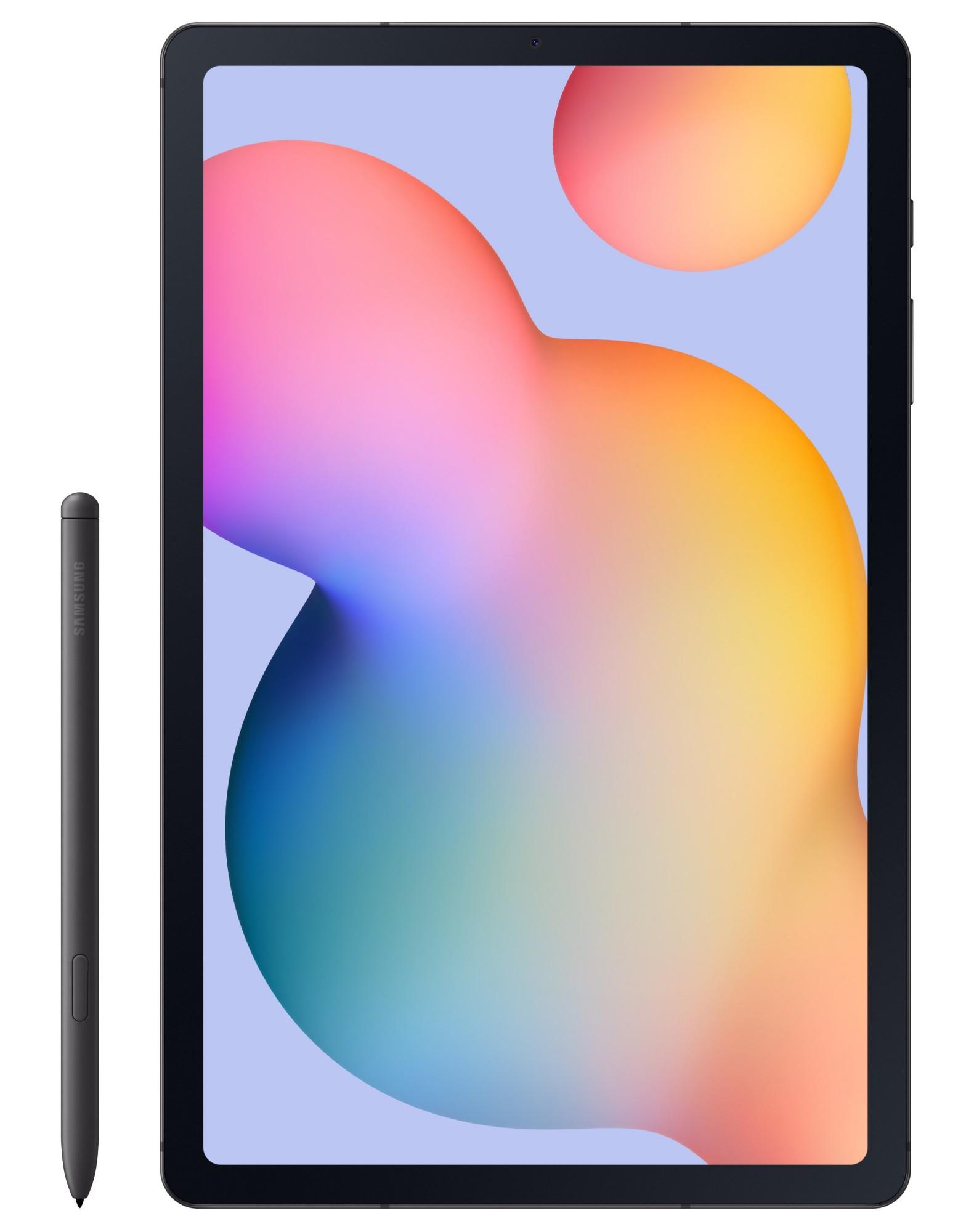 """Samsung Galaxy Tab S6 Lite SM-P615N 26,4 cm (10.4"""") Samsung Exynos 4 GB 64 GB Wi-Fi 5 (802.11ac) 4G LTE Gris Android 10"""