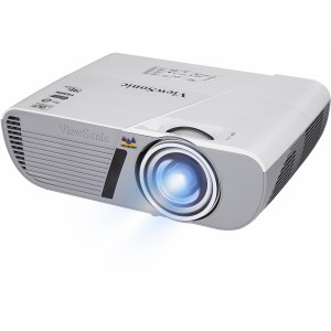 Viewsonic PJD5353LS Desktop projector 3000ANSI lumens DLP XGA (1024x768) 3D White data projector
