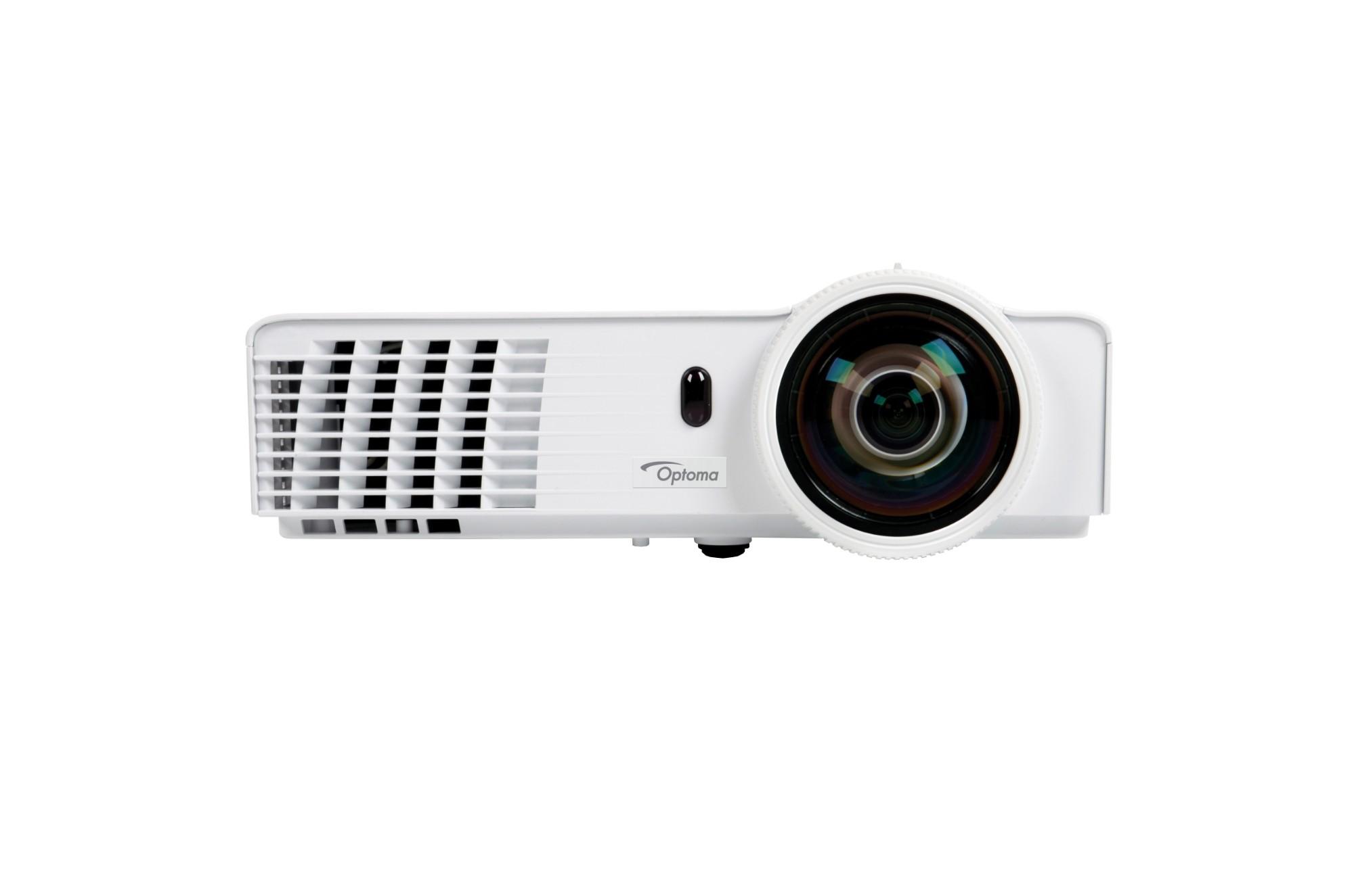 Optoma X305ST Desktop projector 3000ANSI lumens DLP XGA (1024x768) 3D White data projector
