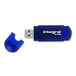 Integral EVO USB flash drive 64 GB USB Type-A 2 Blue