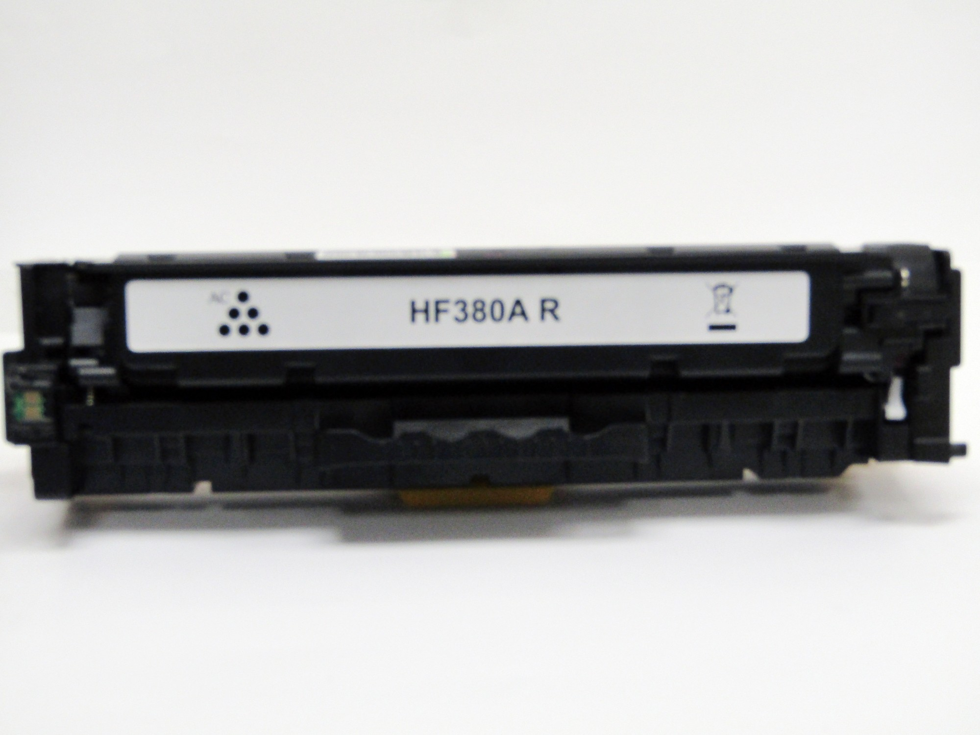 Remanufactured HP CF380A (312A) Black Toner Cartridge