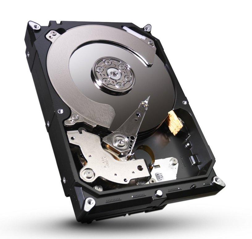 Seagate Desktop HDD ST250DM000 hard disk drive