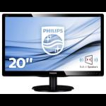 Philips V Line LCD monitor with LED backlight 200V4LAB2/00