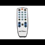 Seal Shield STV1 press buttons White Remote Control