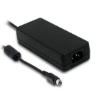 MEAN WELL GSM90A19-P1M Indoor 90W Black power adapter/inverter