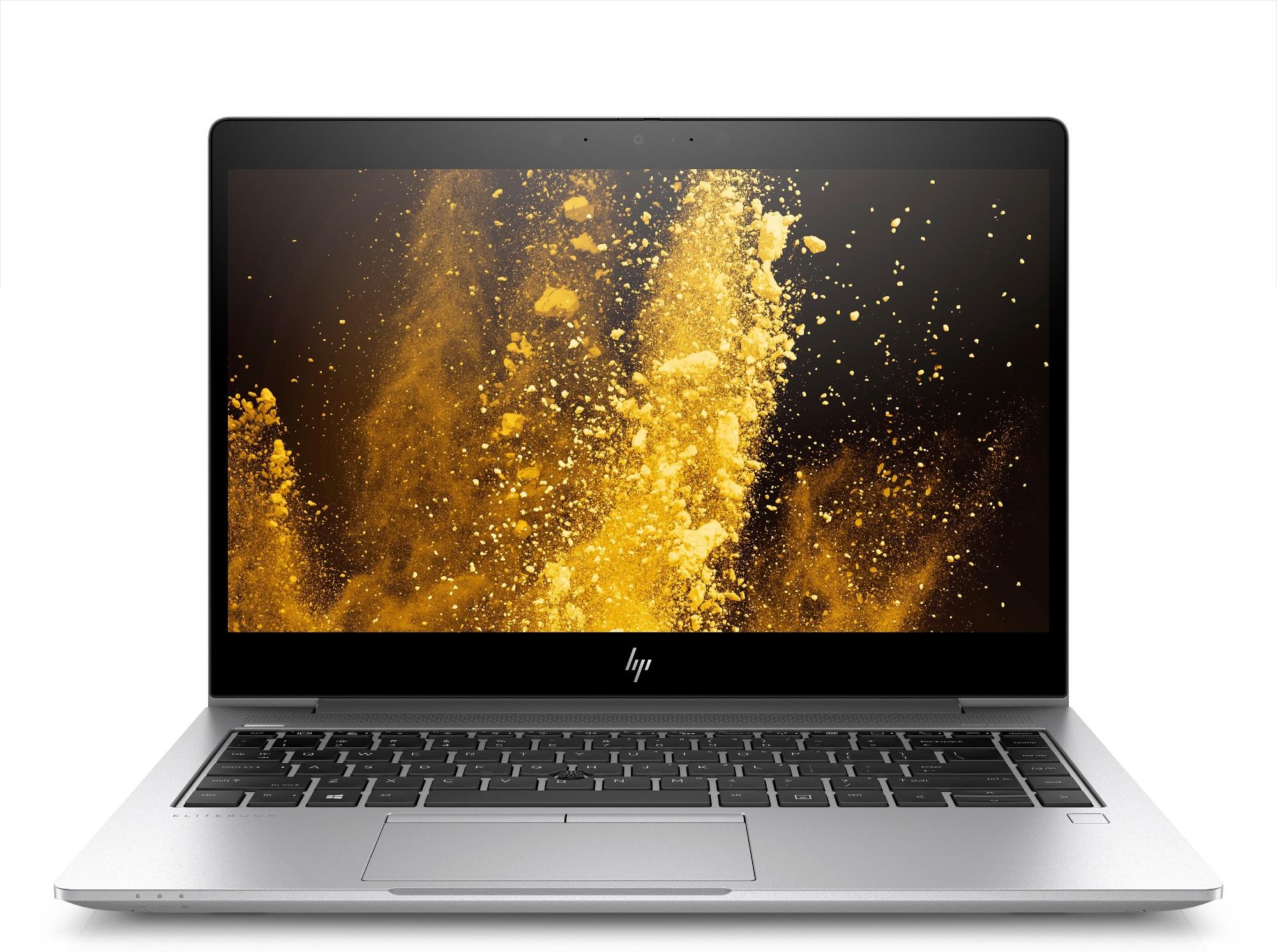 """HP EliteBook 840 G6 Silver Notebook 35.6 cm (14"""") 1920 x 1080 pixels 8th gen Intel® Core™ i5 i5-8365U 8 GB DDR4-SDRAM 256 GB SSD"""