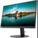 """Lenovo ThinkVision P24h LED display 60.5 cm (23.8"""") 2560 x 1440 pixels Quad HD Flat Black"""