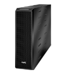 APC SRT192BP2 8000VA Black uninterruptible power supply (UPS)