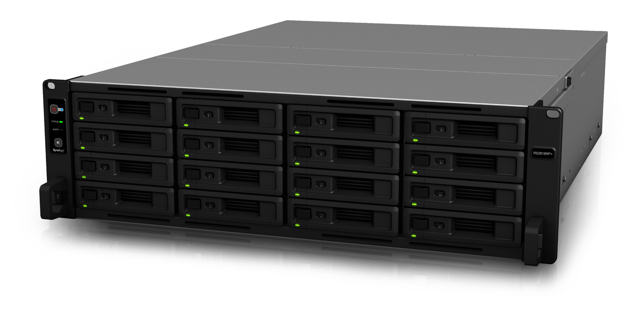 Synology RS2818RP+/128TB TOSH 16 Bay