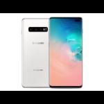 """Samsung Galaxy S10+ SM-G975F 16.3 cm (6.4"""") 12 GB 1000 GB Hybrid Dual SIM 4G USB Type-C White Android 9.0 4100 mAh"""
