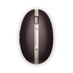 HP Spectre Rechargeable 700 mouse Ambidextrous RF Wireless+Bluetooth Laser 1600 DPI