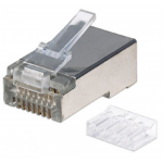 Intellinet 790543 wire connector RJ45 Stainless steel